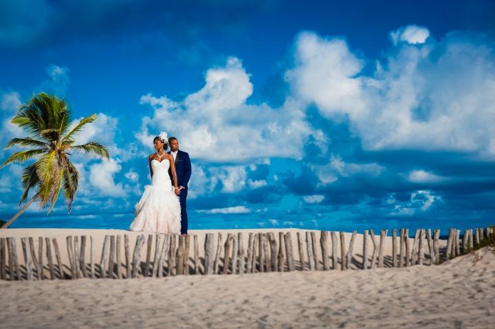hard rock punta cana destination wedding on beach