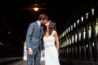 destination wedding at the woodstock inn vermont
