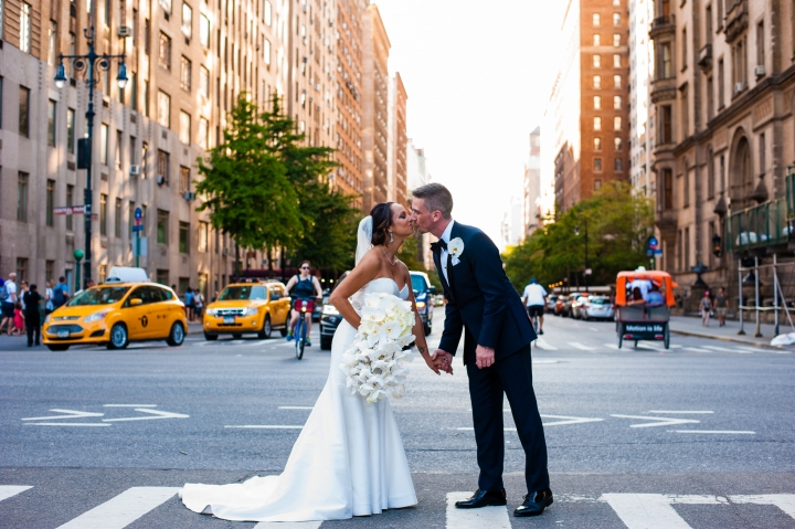 Pintopinterest Central Park Wedding Portraits