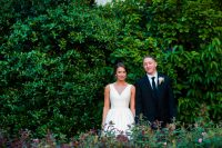 biltmore estate lioncrest wedding portrait