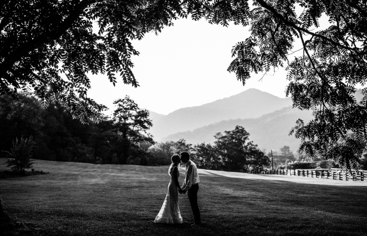 the fields at blackberry cove wedding