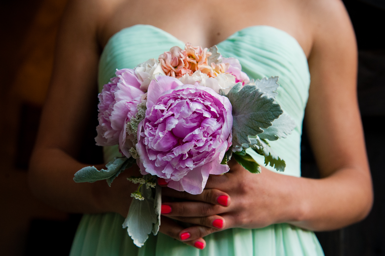 beautiful bridesmaid bouquet
