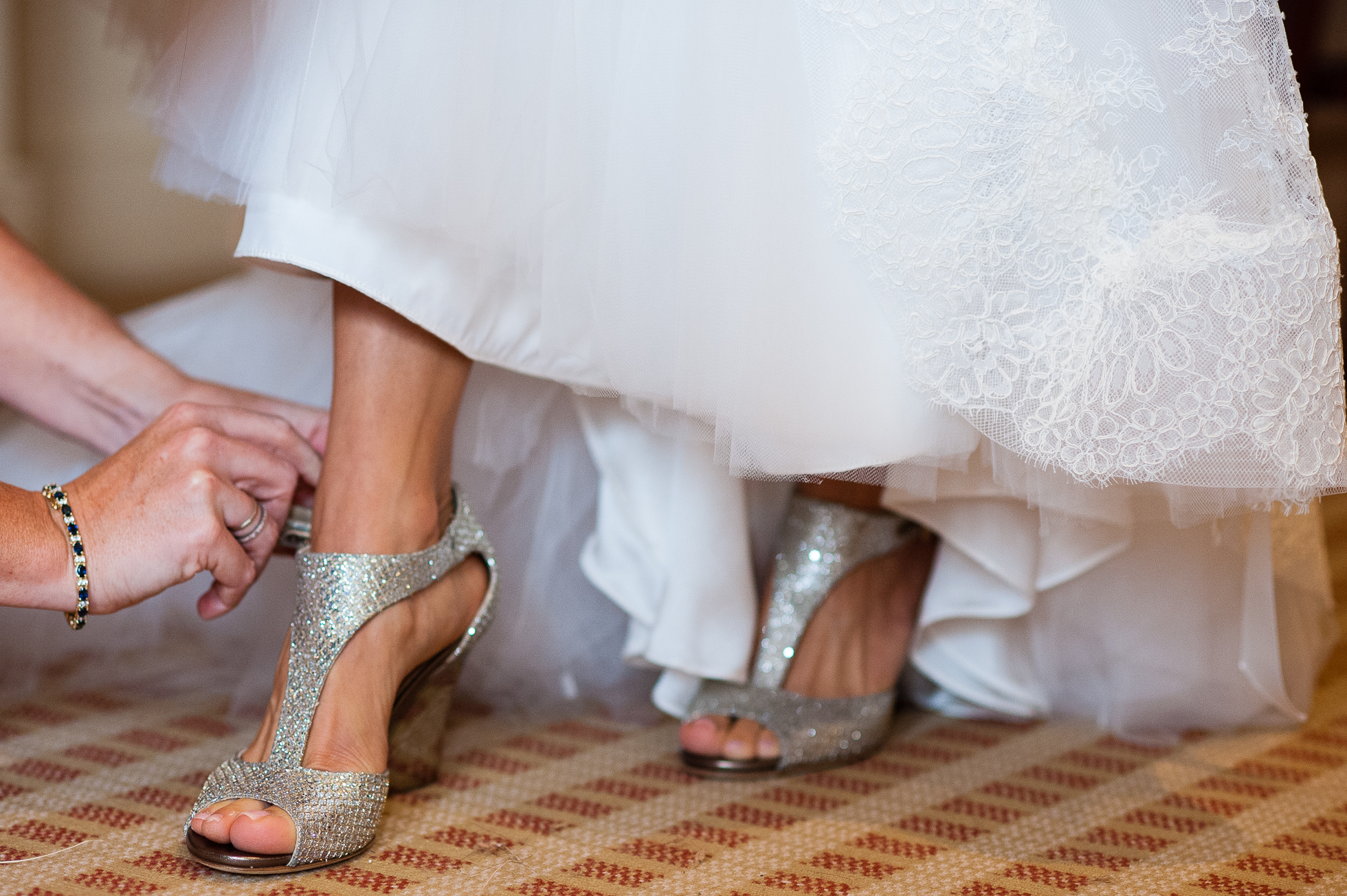 gorgeous jimmy choo shoes for fall wedding