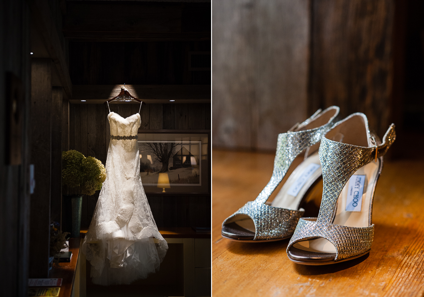 destination wedding at the woodstock inn vermont