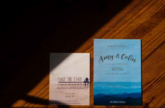 asheville farm wedding programs