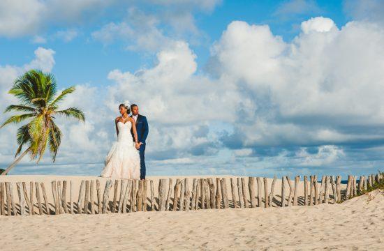 Hardrock punta cana wedding portraits