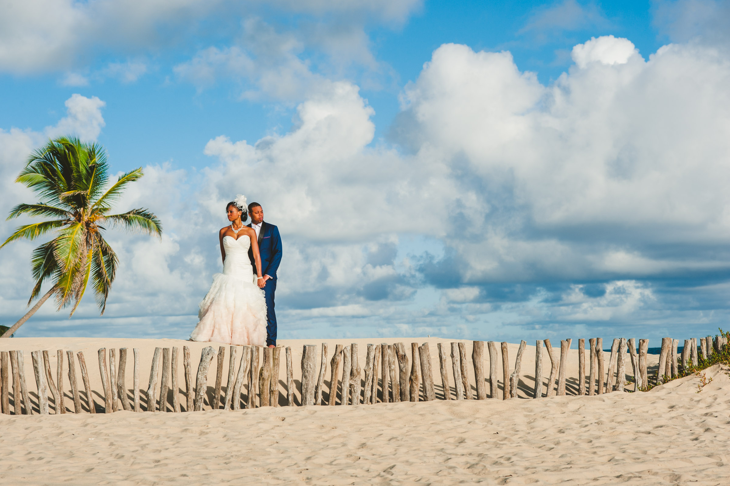Hardrock punta cana wedding portraits