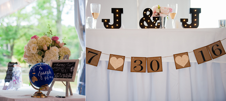 beautiful asheville wedding details