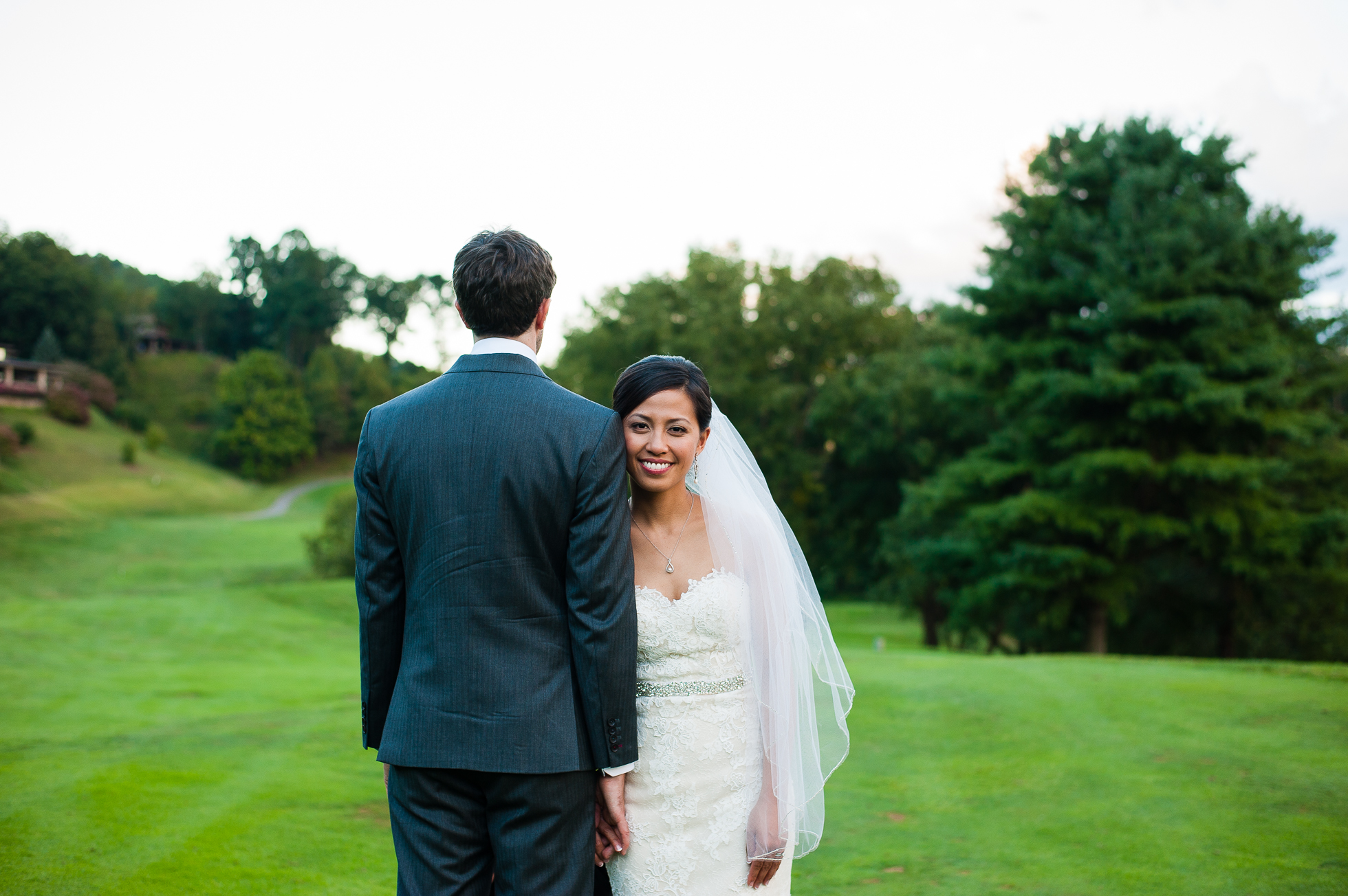 waynesville wedding photographers