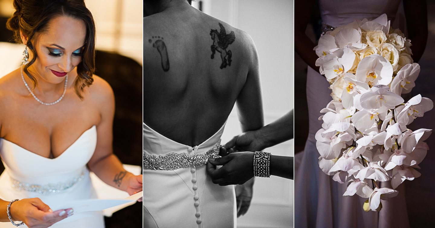 A chic NYC wedding at The Plaza