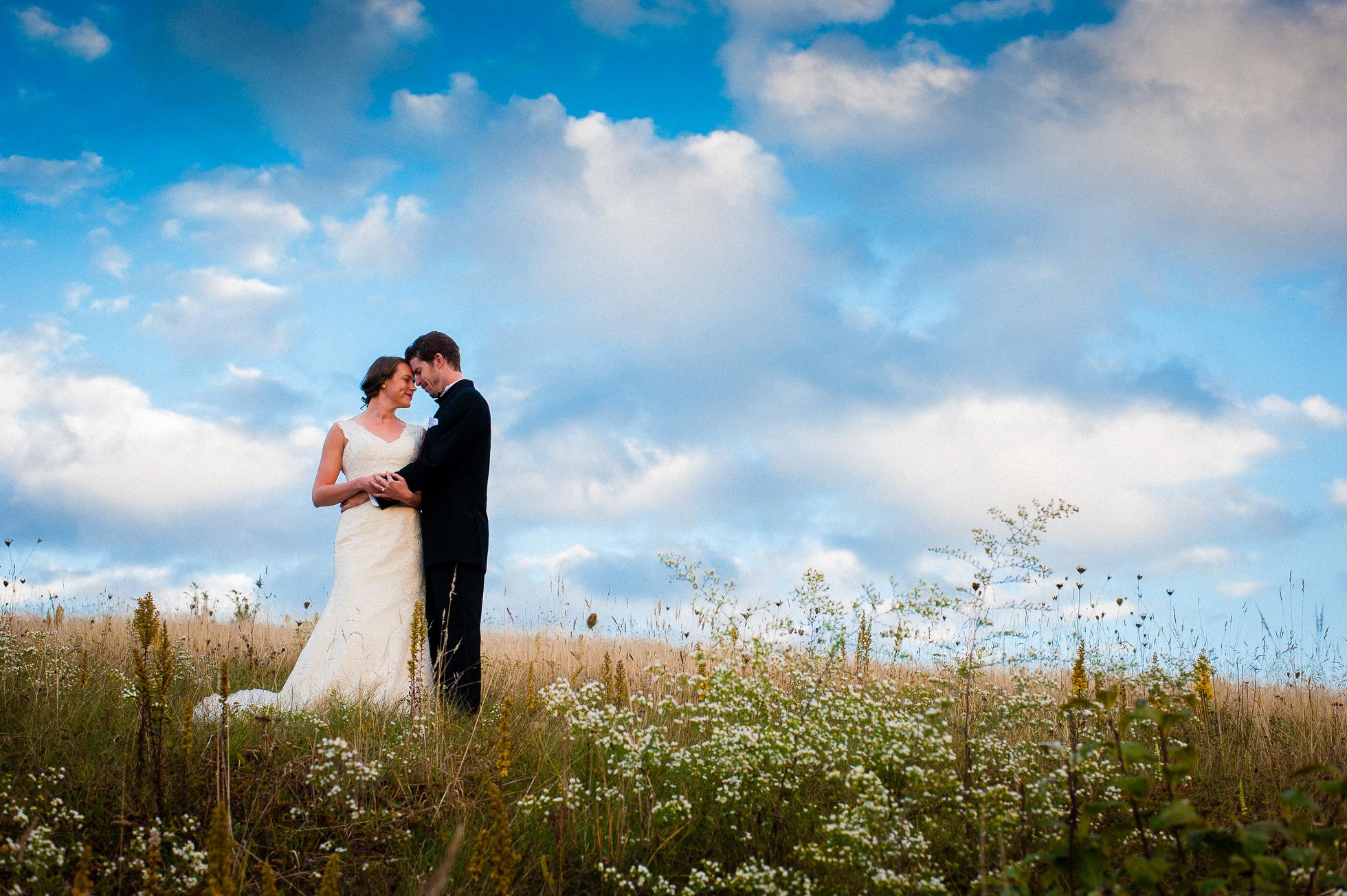 Asheville wedding photography for adventurous couples
