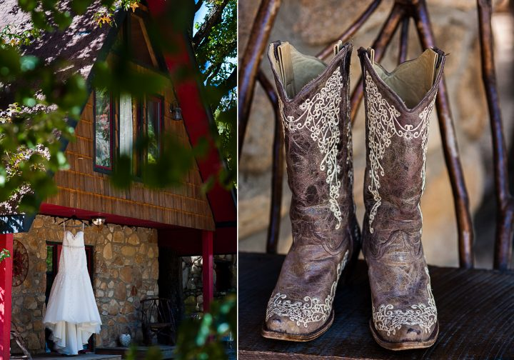brown mountain beach resort wedding deatils