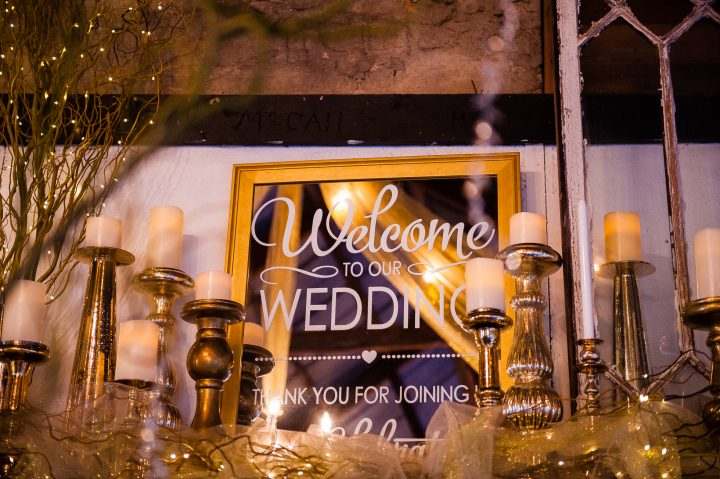 welcome to our Brown Mountain Beach Resort wedding