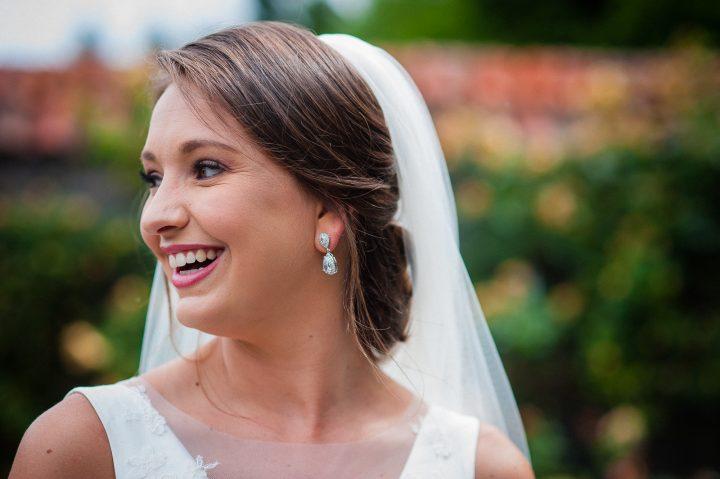 beautiful biltmore estate bride