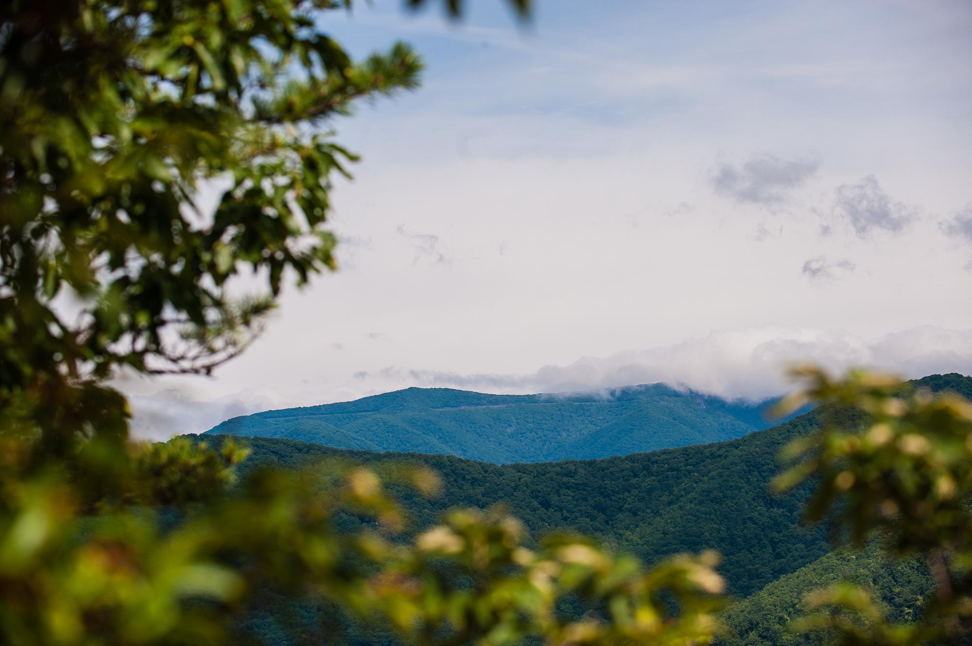 black mountains near asheville nc