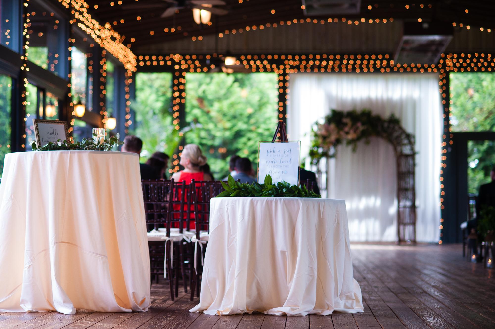 biltmore estate wedding ceremony details