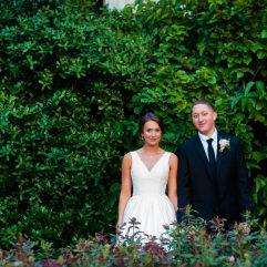 biltmore estate lioncrest wedding portrait