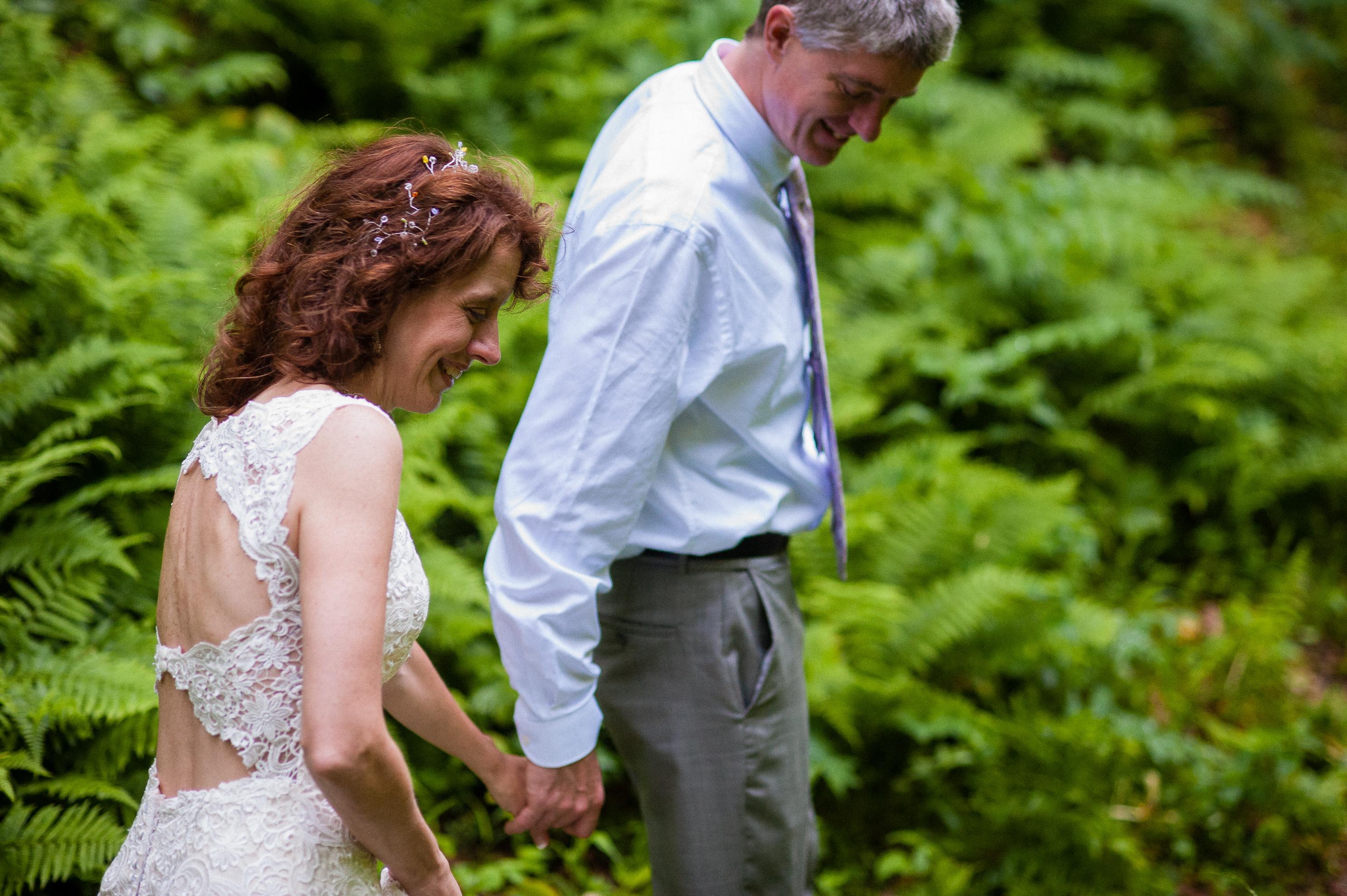 Wedding day portraits at oskar blues reeb ranch