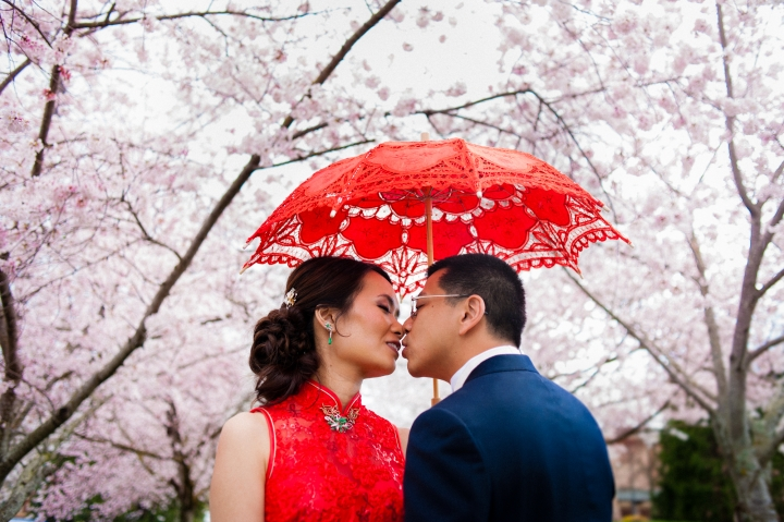 traditional chinese wedding in asheville nc