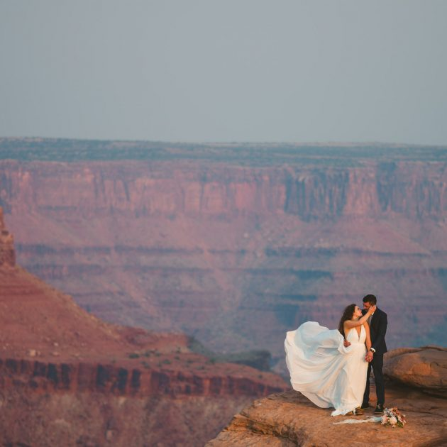 Deadhorsepoint Elopement
