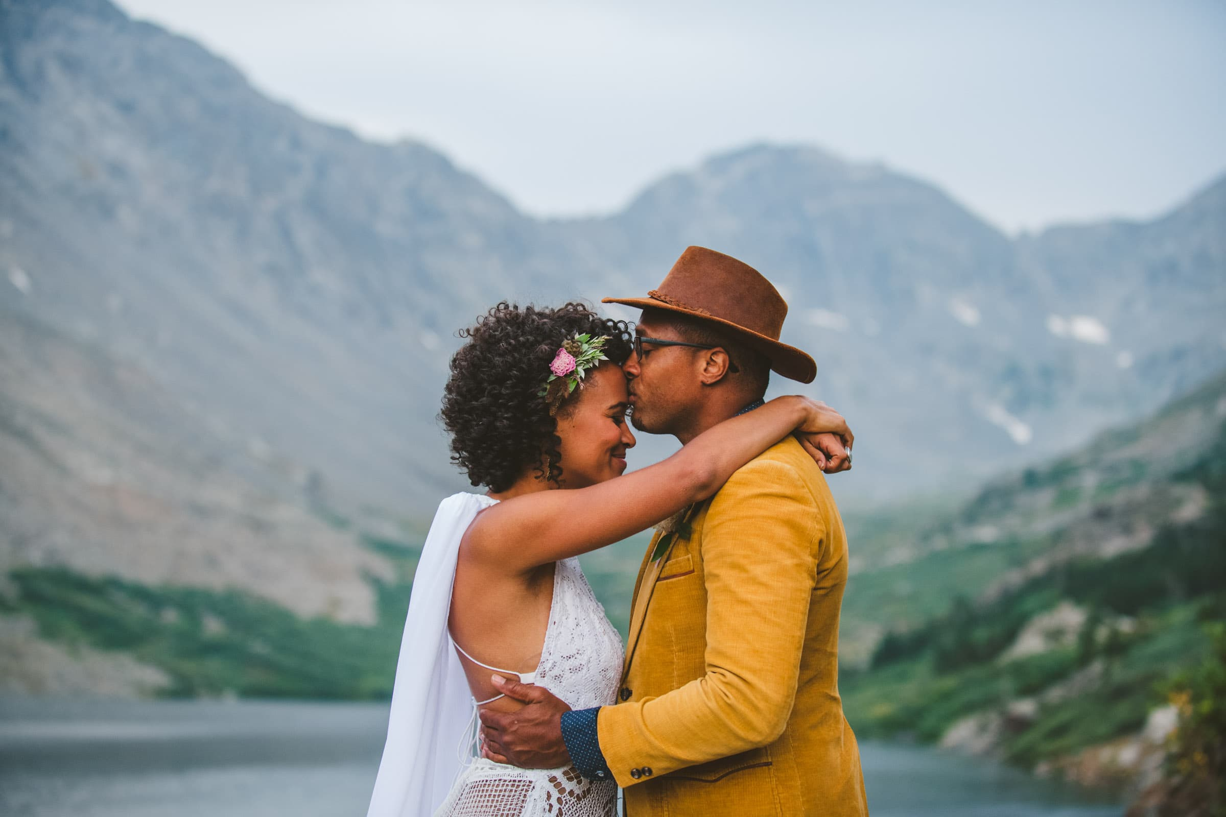 An Beautiful Elopement in Alaska