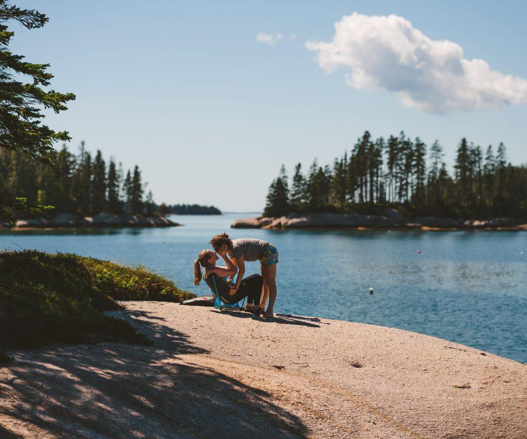 Maineelopementphotographer Kayakingelopement 20