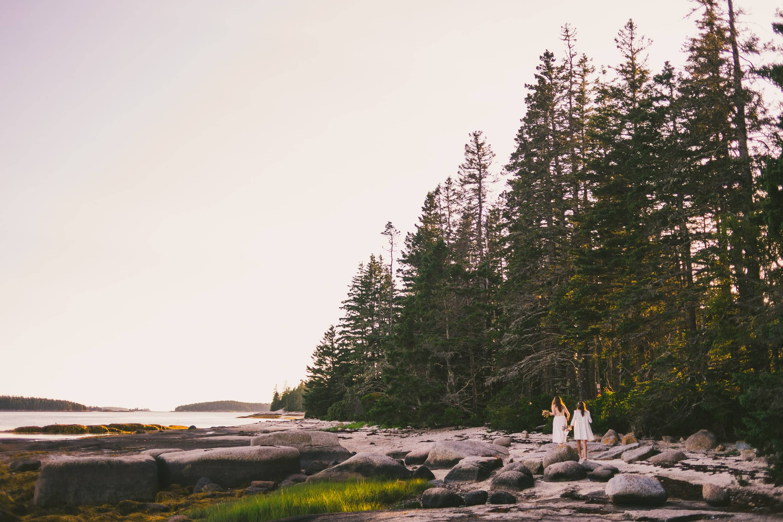 Maineelopementphotographer Kayakingelopement 54