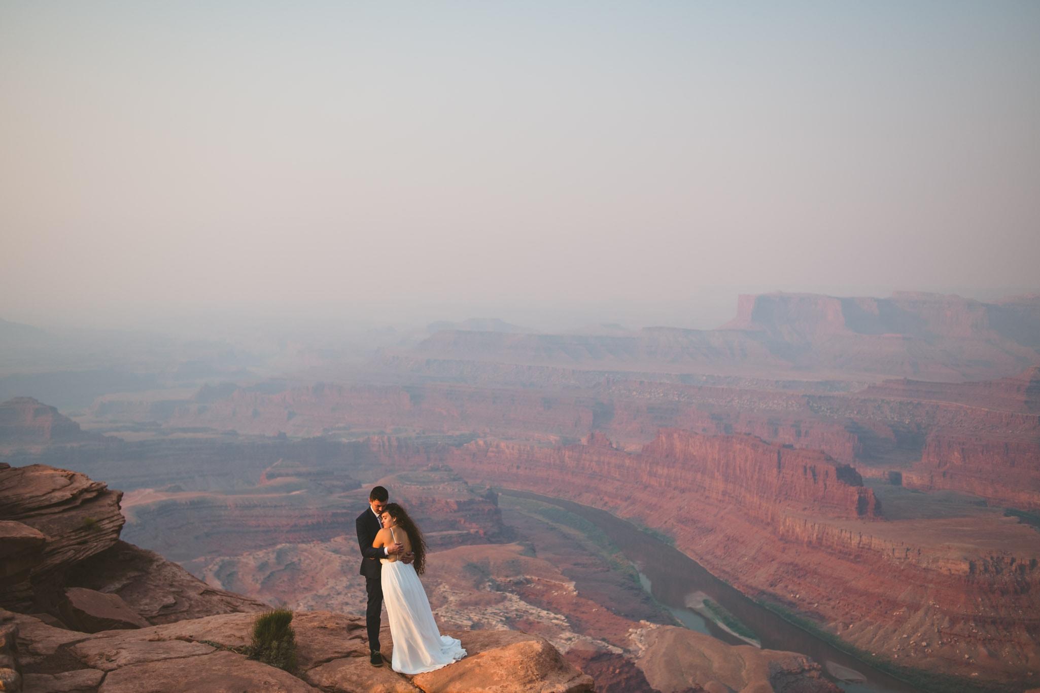 Canyonlands Elopement Photography