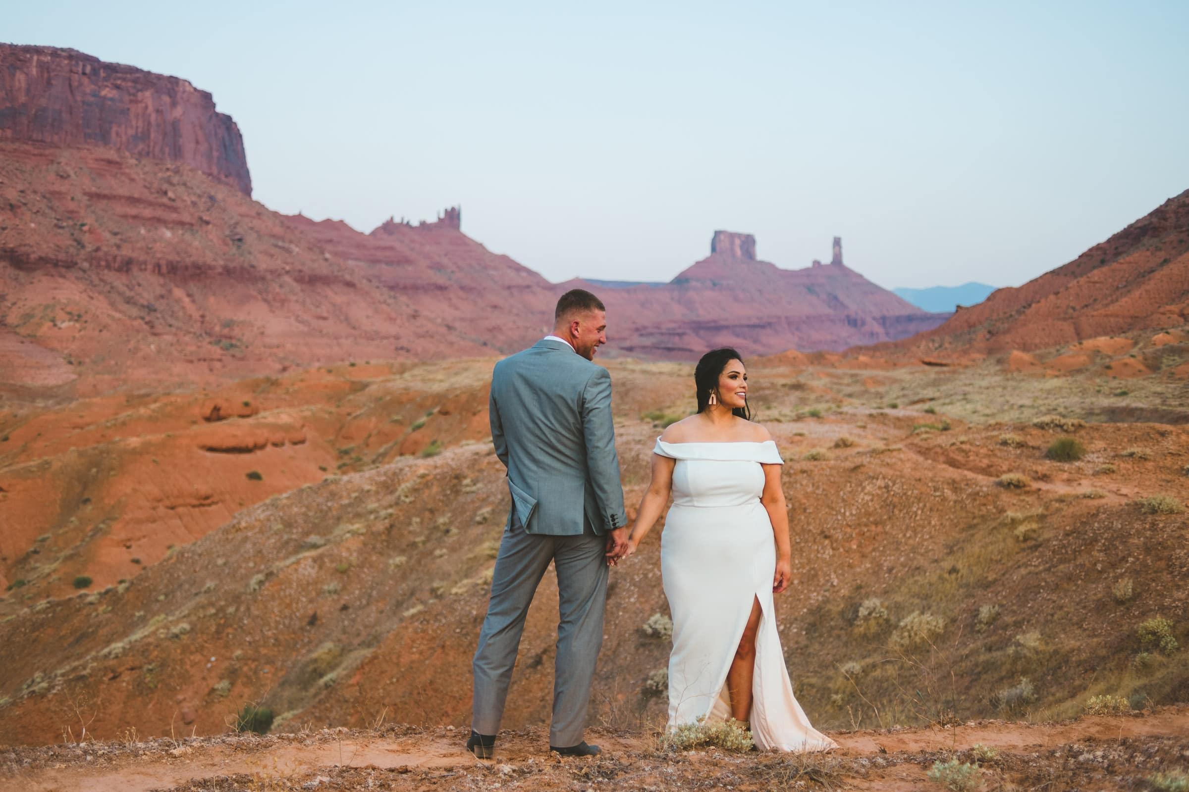 Desert Elopement Photography 12