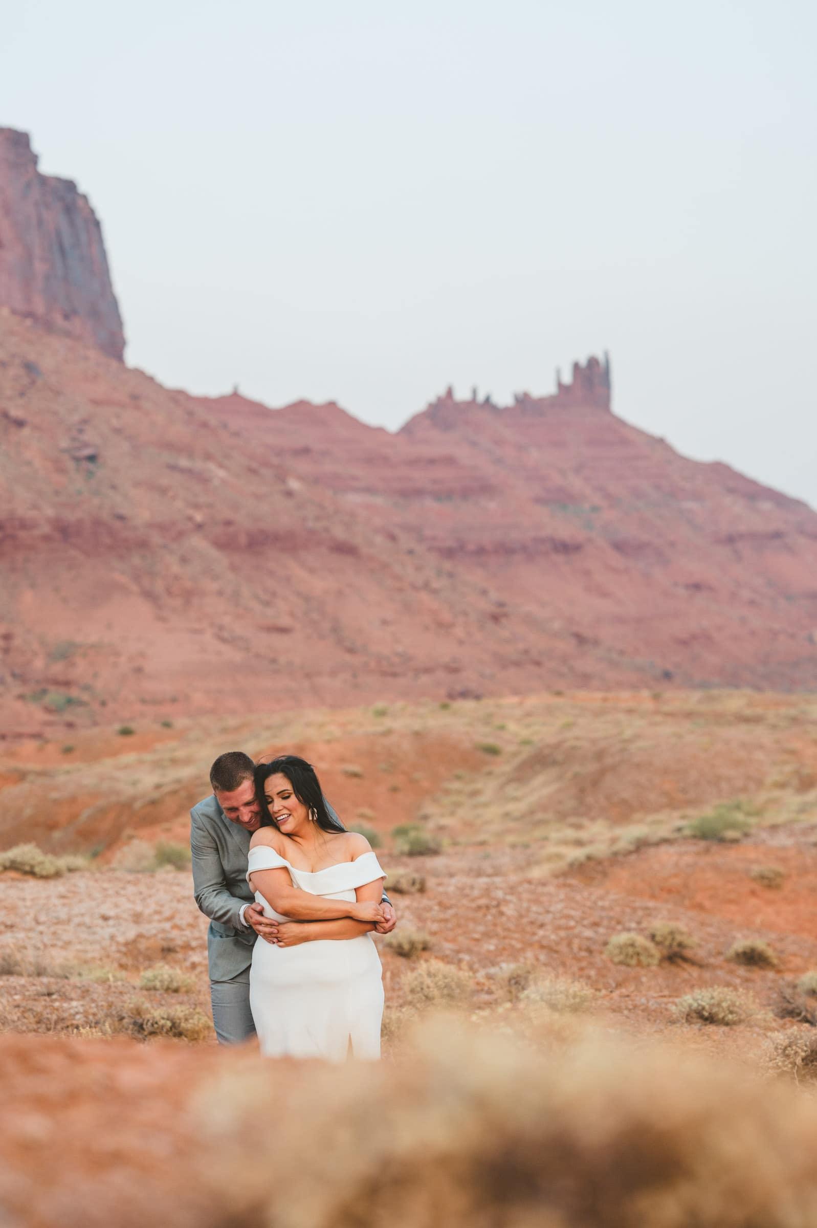 Desert Elopement Photography 17