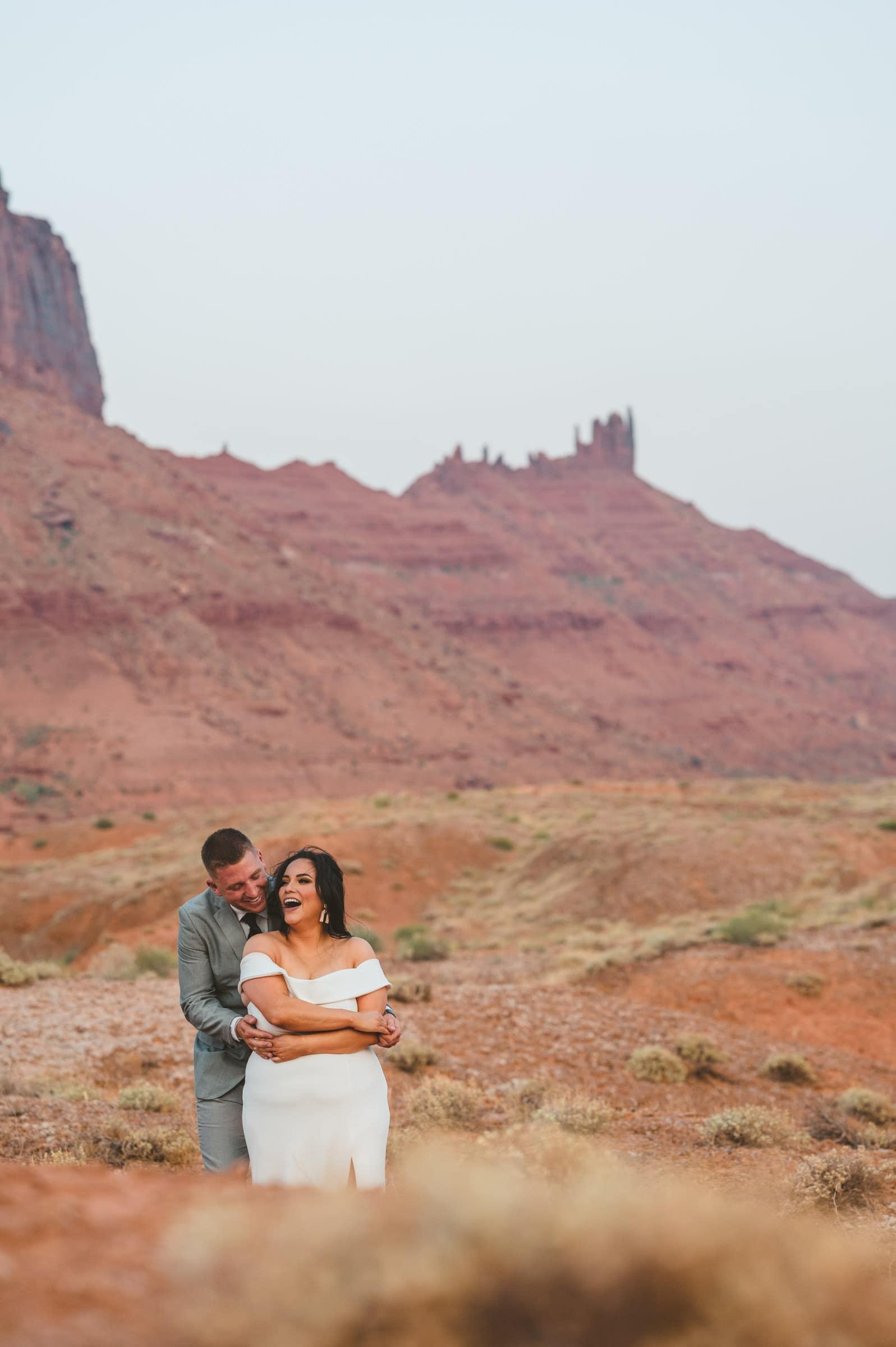 Desert Elopement Photography 18