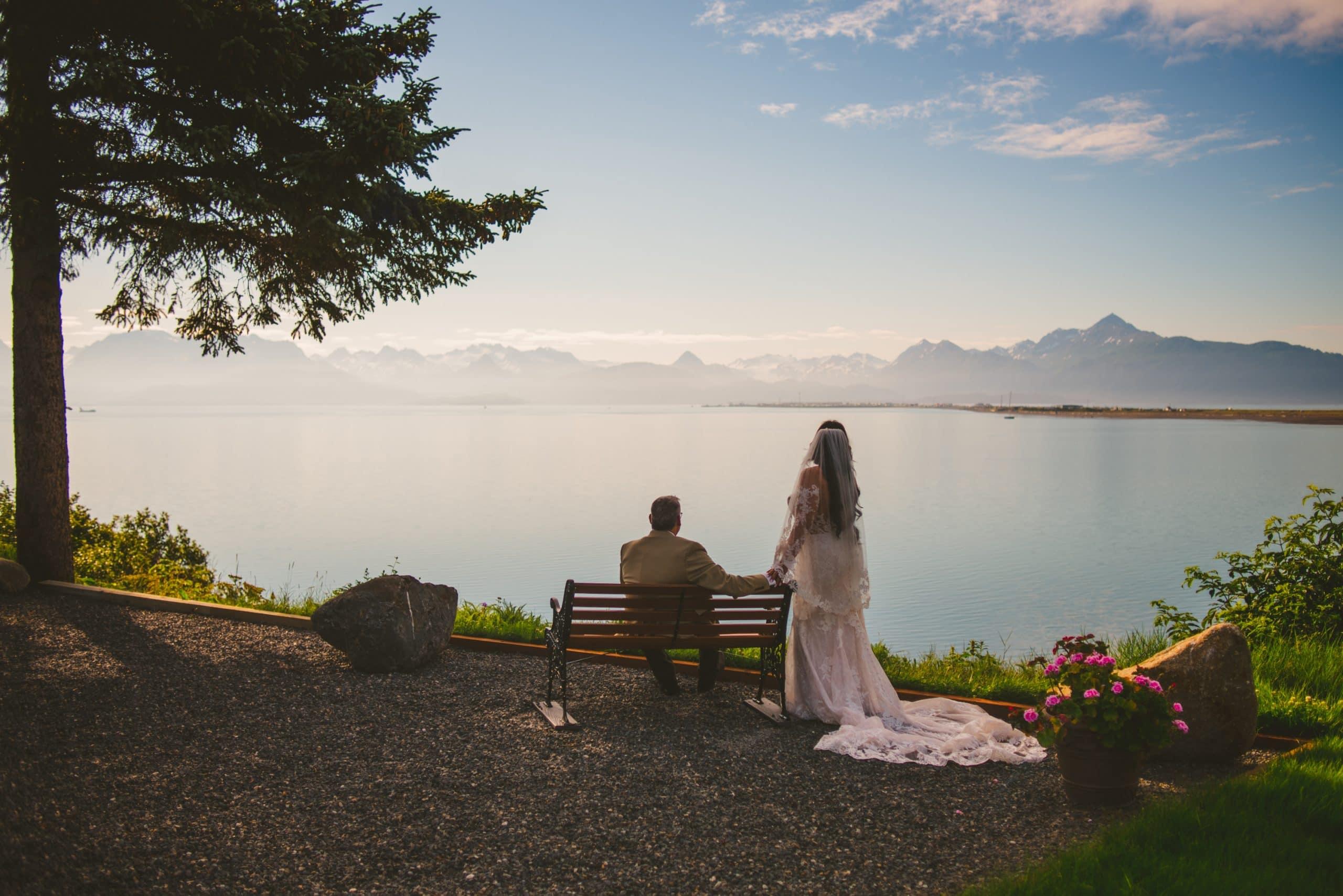 Homer Alaska wedding photography